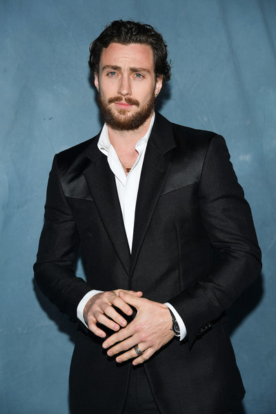 Aaron Taylor-Johnson Photos Photos - Givenchy : Photocall ...