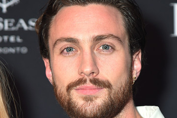 Aaron Taylor-Johnson The Hollywood Foreign Press Association And InStyle Party At 2018 Toronto International Film Festival - Arrivals