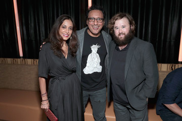 Aasif Mandvi Hulu's New York Comic Con After Party