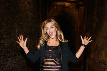 Abbey Clancy Intimissimi On Ice: Opera Pop