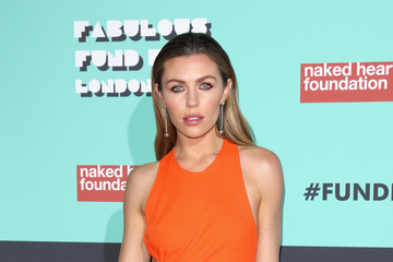 Abbey Clancy The Naked Heart Foundation's Fabulous Fund Fair