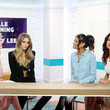 Abbey Lee Elle Fanning and Abbey Lee Appear on Amazon's 'Style Code Live'