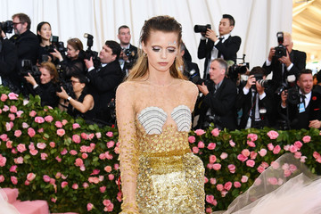 Abbey Lee Kershaw The 2019 Met Gala Celebrating Camp: Notes On Fashion - Arrivals