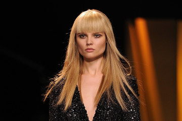Abbey Lee Kershaw Elie Saab: Runway - Paris Fashion Week Womenswear Fall/Winter 2012