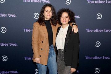 Abbi Jacobson Comedy Central's The Other Two Series Premiere Party
