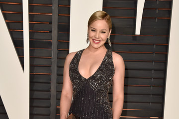 Abbie Cornish Arrivals at the Elton John AIDS Foundation Oscars Viewing Party — Part 5