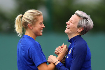 Abby Dahlkemper European Best Pictures Of The Day - July 02, 2019