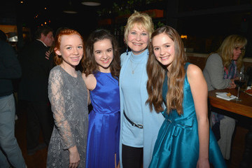 Abby Donnelly Olivia Sanabia Amazon Red Carpet Premiere Screening at the Arclight Hollywood for Original Live-Action Kids Series, Just Add Magic