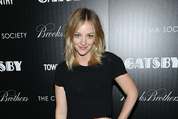 Abby Elliott Arrivals at 'The Great Gatsby' Screening in NYC