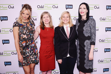 Abby Elliott Bravo Presents a Special Screening of 'Odd Mom Out' - Arrivals