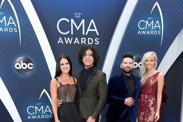 Abby Law The 52nd Annual CMA Awards - Arrivals