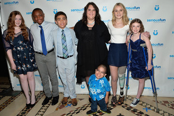 Abby McNair Arrivals at the SeriousFun Children's Network Gala