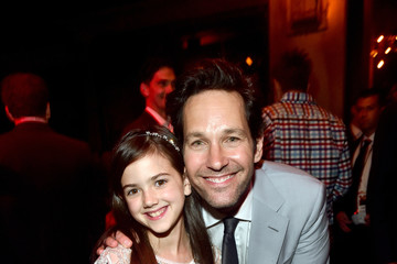 """Abby Ryder Fortson Los Angeles Global Premiere For Marvel Studios' Ant-Man And The Wasp"""""""