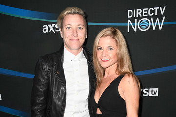 Abby Wambach 2017 DIRECTV NOW Super Saturday Night Concert in Houston - Arrivals