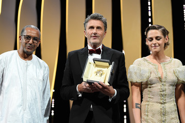Abderrahmane Sissako Closing Ceremony - The 71st Annual Cannes Film Festival