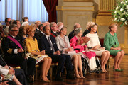 Princess Mathilde and Queen Paola Photos Photo