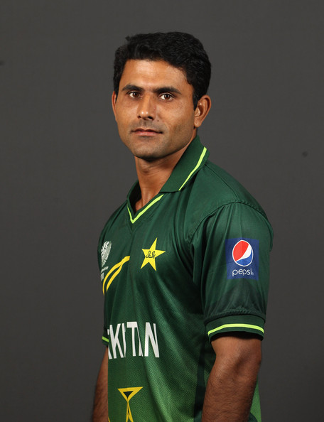 Abdul Razzaq - 2011 ICC World Cup - Pakistan Portrait Session