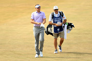 Ian Poulter and Terry Mundy Photos Photo