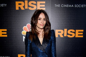 Abigail Spencer 'Rise' New York Premiere - Arrivals