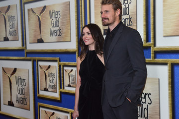 Abigail Spencer Josh Pence 2015 Writers Guild Awards L.A. Ceremony - Red Carpet