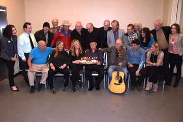 """Abigail St. Pierre Country Music Hall Of Fame And Museum Presents Listen To The Band: The Nashville Cats In Concert With Special Guests For """"Dylan, Cash, And The Nashville Cats"""" Exhibition Opening Weekend"""