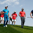 Jamie Donaldson and Victor Dubuisson Photos