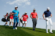 Jamie Donaldson and Victor Dubuisson Photos Photo