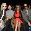 Shaun Ross Tashiana Washington Photos