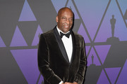 John Singleton attends the Academy of Motion Picture Arts and Sciences' 10th annual Governors Awards at The Ray Dolby Ballroom at Hollywood & Highland Center on November 18, 2018 in Hollywood, California.