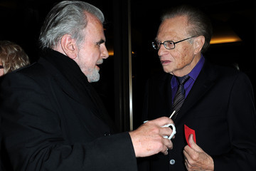 "Larry King The 50th Anniversary Screening Of ""Judgment At Nuremberg"""