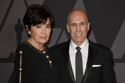 Marilyn Katzenberg and Jeffrey Katzenberg attend the Academy of Motion Picture Arts and Sciences' 9th Annual Governors Awards at The Ray Dolby Ballroom at Hollywood & Highland Center on November 11, 2017 in Hollywood, California.