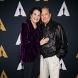 William Friedkin and Sherry Lansing Photos