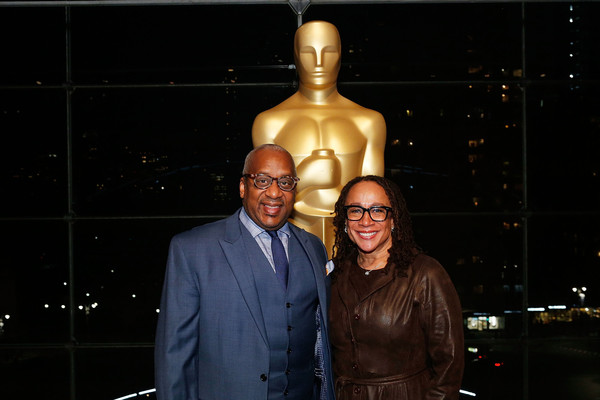 The Academy Of Motion Picture Arts & Sciences Hosts Oscar Night New York Viewing Party
