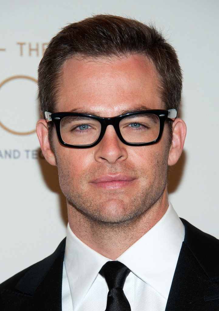 Chris Pine On The Set Of One Day She Ll Darken: Academy Of Motion Picture Arts