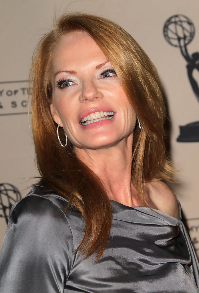 Marg Helgenberger In Academy Of Television Arts & Sciences ...