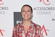 Photographer Garance Dore attends the Accessories Council's 21st Annual celebration of the ACE awards at Cipriani 42nd Street  on August 7, 2017 in New York City.