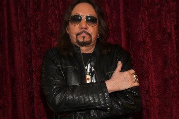 Ace Frehley Celebrities Visit SiriusXM - March 23, 2016