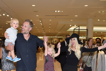 Ace Knute Johnson Jessica Simpson & Nordstrom Present A Fashion Show At The Grove