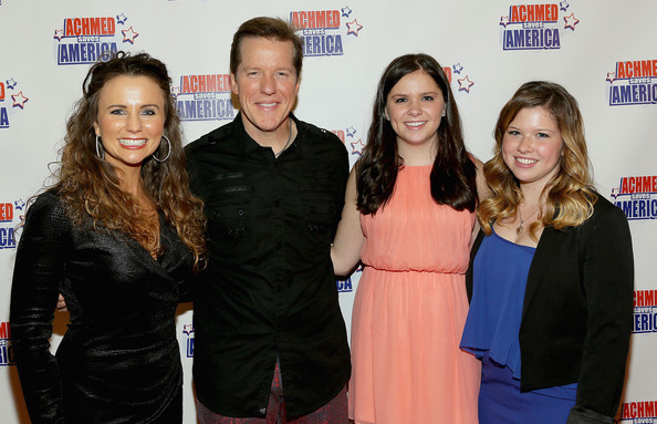 Jeff Dunham Family