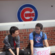 David Morales Activist Gather Signatures For Arizona Boycott Outside Cubs Games