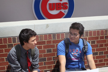 Caesar Activist Gather Signatures For Arizona Boycott Outside Cubs Games