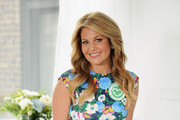 Actress Candace Cameron Bure joins forces with Unilever to encourage Americans to rethink recycling and recycle their empty bathroom product bottles, on April 26, 2016.