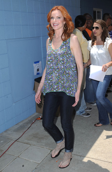 Marcia Cross Tank Top