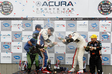 Clint Field Acura Sports Car Challenge