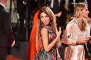 """Farrah Abraham walks the red carpet ahead of the """"Ad Astra"""" screening during the 76th Venice Film Festival at Sala Grande on August 29, 2019 in Venice, Italy."""