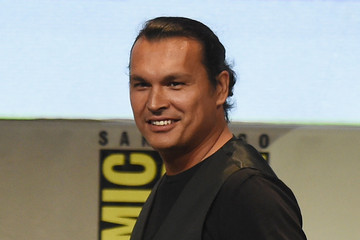 adam beach family