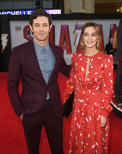 """Warner Bros. Pictures And New Line Cinema's World Premiere Of """"SHAZAM!"""" - Red Carpet"""