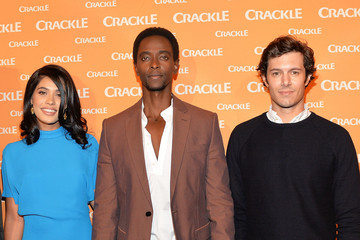Adam Brody Crackle's 2016 Upfront Presentation