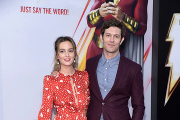 Adam Brody Warner Bros. Pictures And New Line Cinema's World Premiere Of 'SHAZAM!' - Arrivals