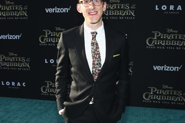Adam Brown Premiere of Disney's andnd Jerry Bruckheimer Films' 'Pirates Of The Caribbean: Dead Men Tell No Tales'